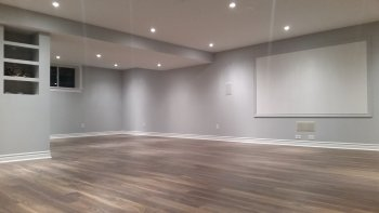 Build a Home Theater | Basement Finishing in Ottawa